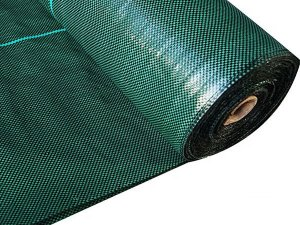 Green Color Weed Mat