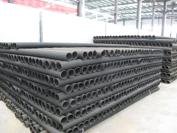 PE Perforated Drain Pipe